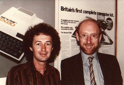 [Tim Hartnell & Sir Clive]